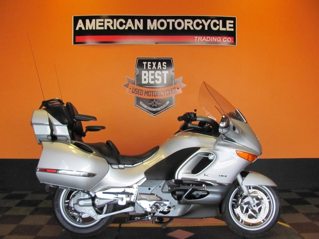 2002 BMW - K1200LTD, motorcycle listing