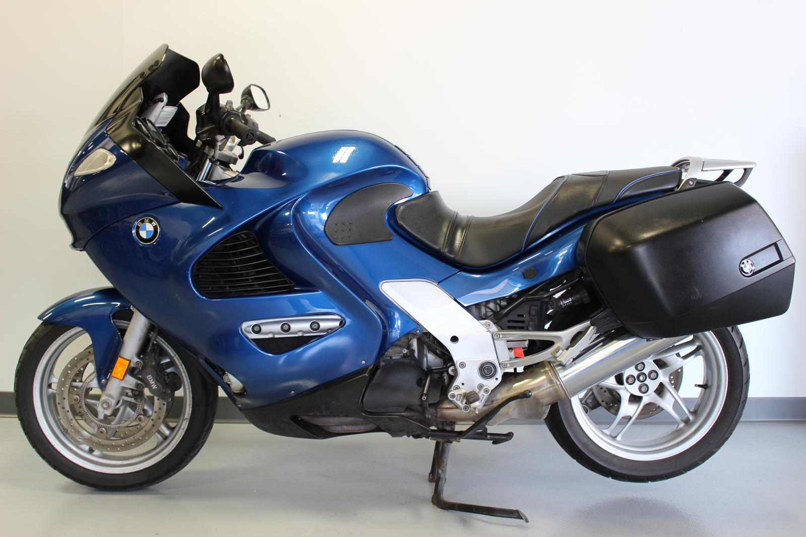 2002 BMW K 1200 RS, motorcycle listing