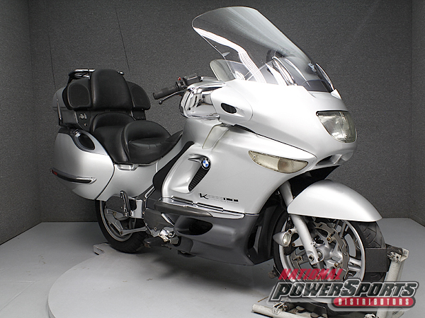 2002 BMW K1200LT ELITE W/ABS, motorcycle listing