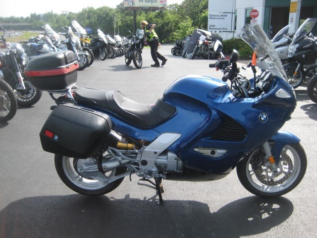 2002 BMW K1200RS   ***OHLINS!***, motorcycle listing