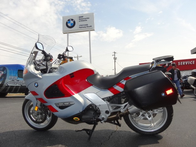 2002 BMW K1200RS, motorcycle listing