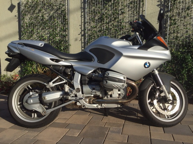 2002 BMW R 1100 S, motorcycle listing