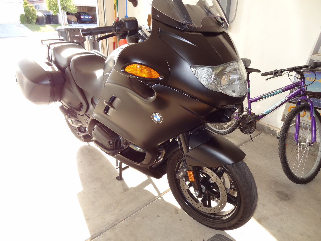 2002 BMW R 1150 RT, motorcycle listing