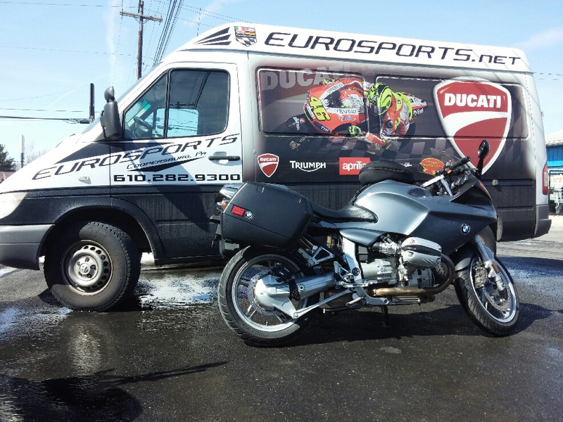 2002 BMW R1100S, motorcycle listing