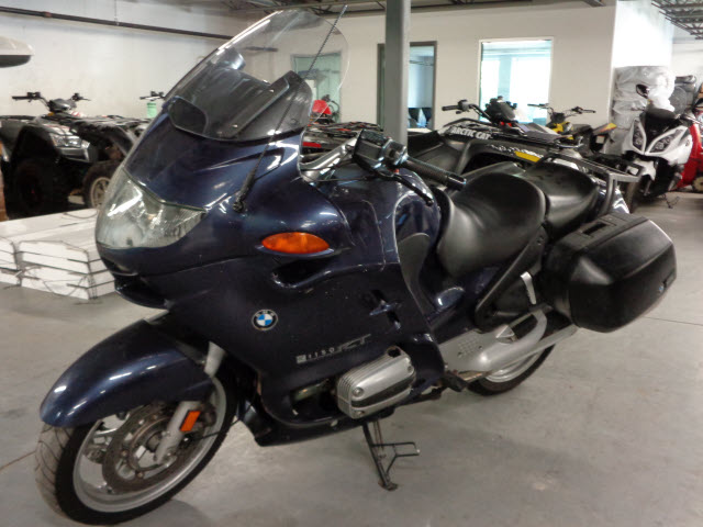 2002 BMW R1150 RT, motorcycle listing