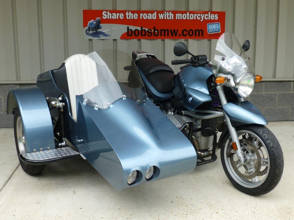 See more photos for this BMW R1150R CUSTOM SIDECAR RIG, 2002 motorcycle listing