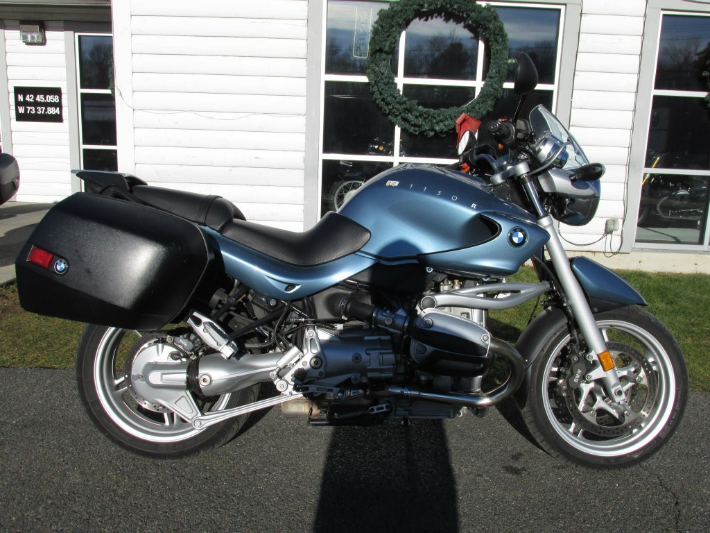 2002 BMW R1150RABS, motorcycle listing