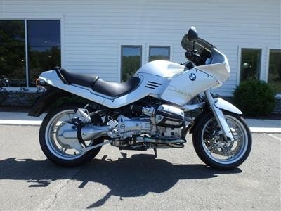 2002 BMW R1150RSABS, motorcycle listing