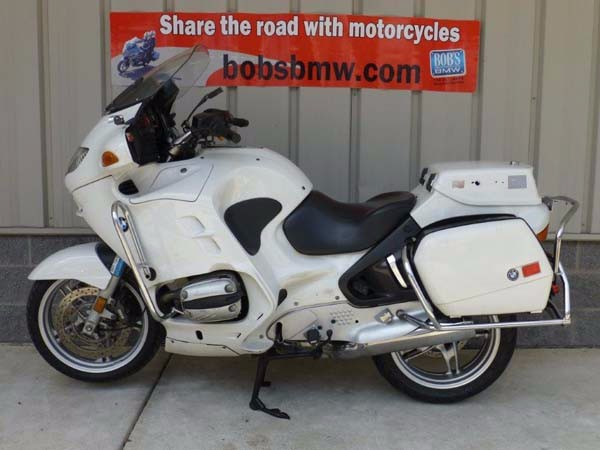 2002 BMW R1150RT-P, motorcycle listing