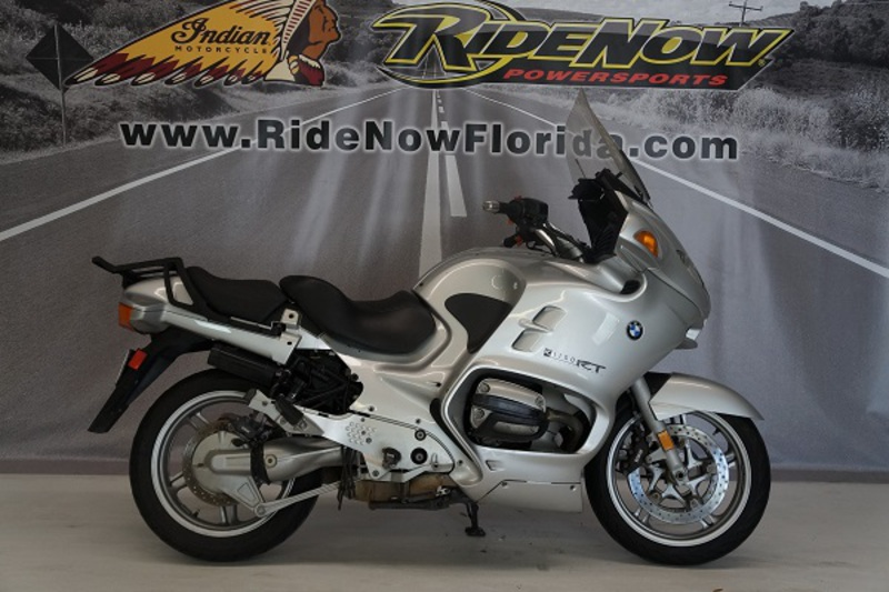 2002 BMW RT1150, motorcycle listing