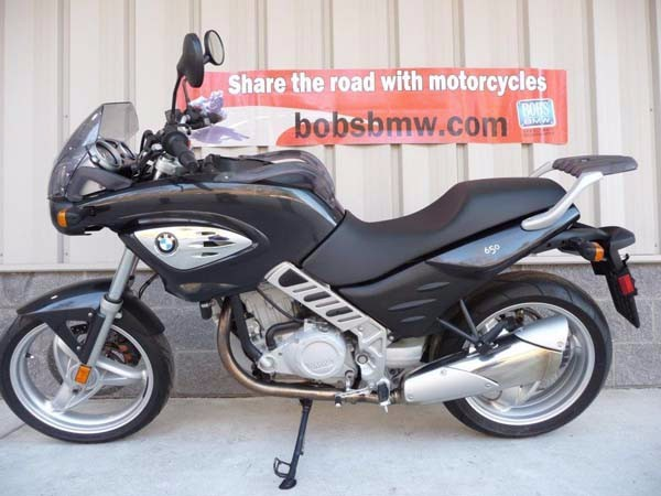 2003 BMW F650CS, motorcycle listing