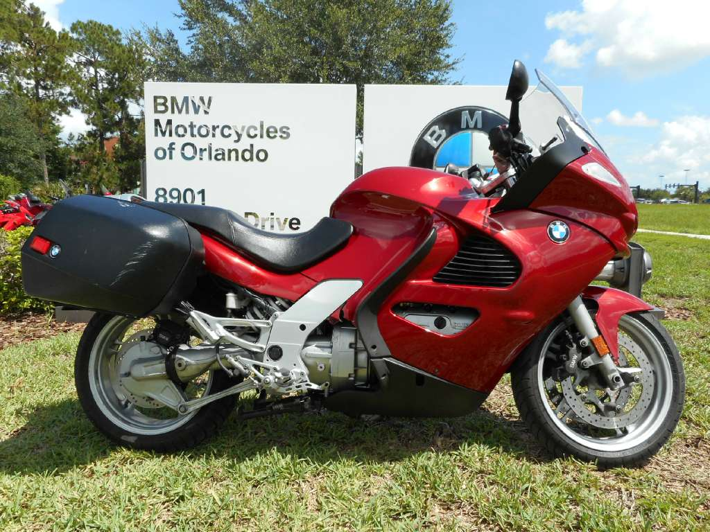 2003 BMW K 1200 RS (ABS), motorcycle listing
