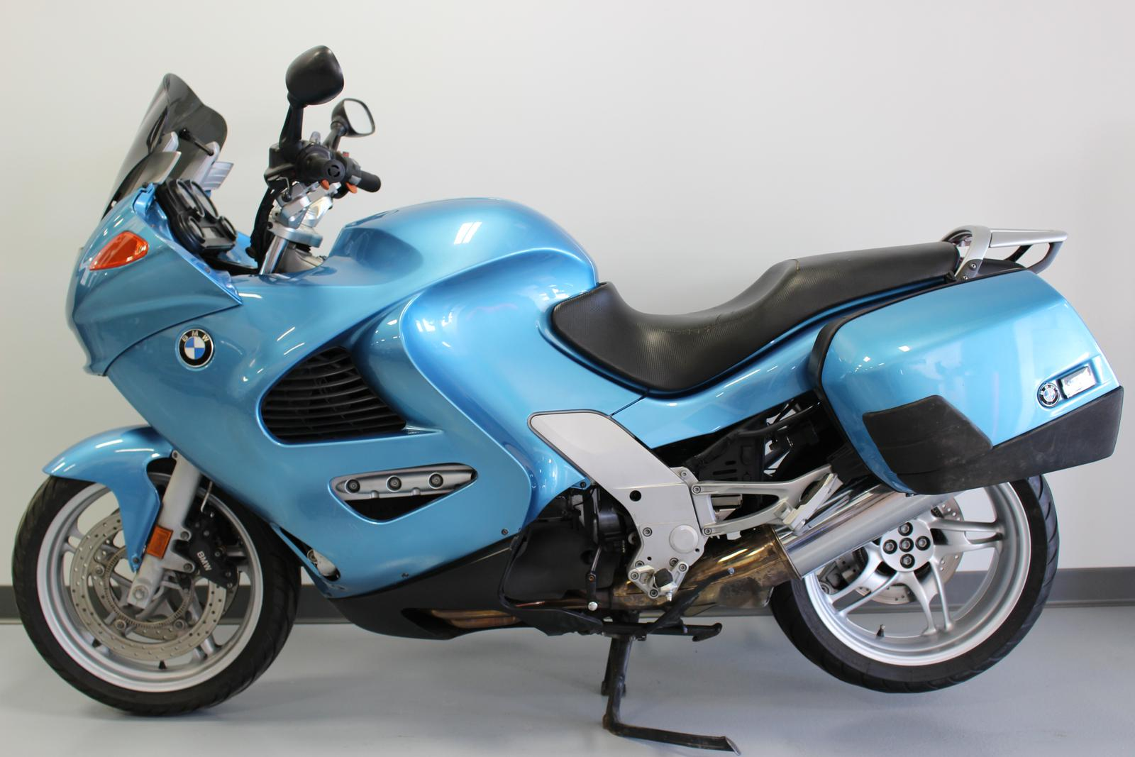 2003 bmw k 1200 rs sport touring motorcycle from de pere. Black Bedroom Furniture Sets. Home Design Ideas