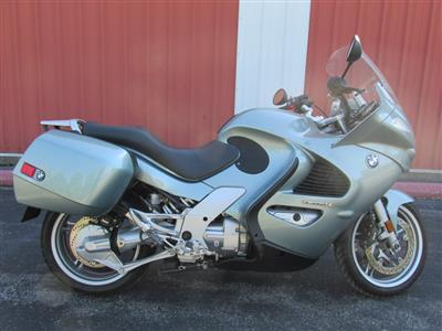 2003 BMW K1200GT, motorcycle listing