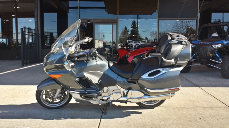 2003 BMW K1200RT, motorcycle listing