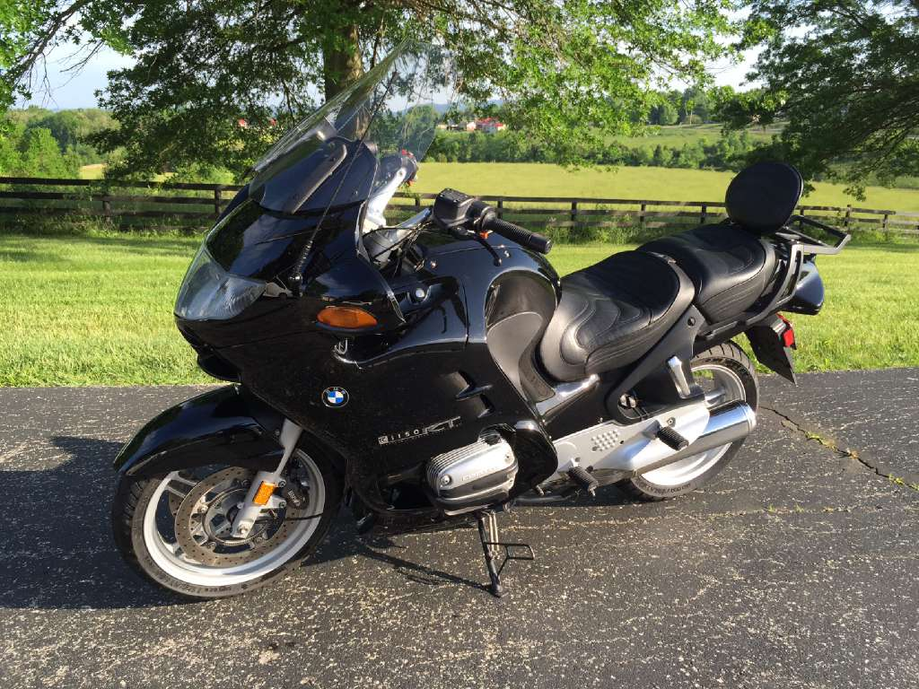 2003 BMW R 1150 RT (ABS), motorcycle listing