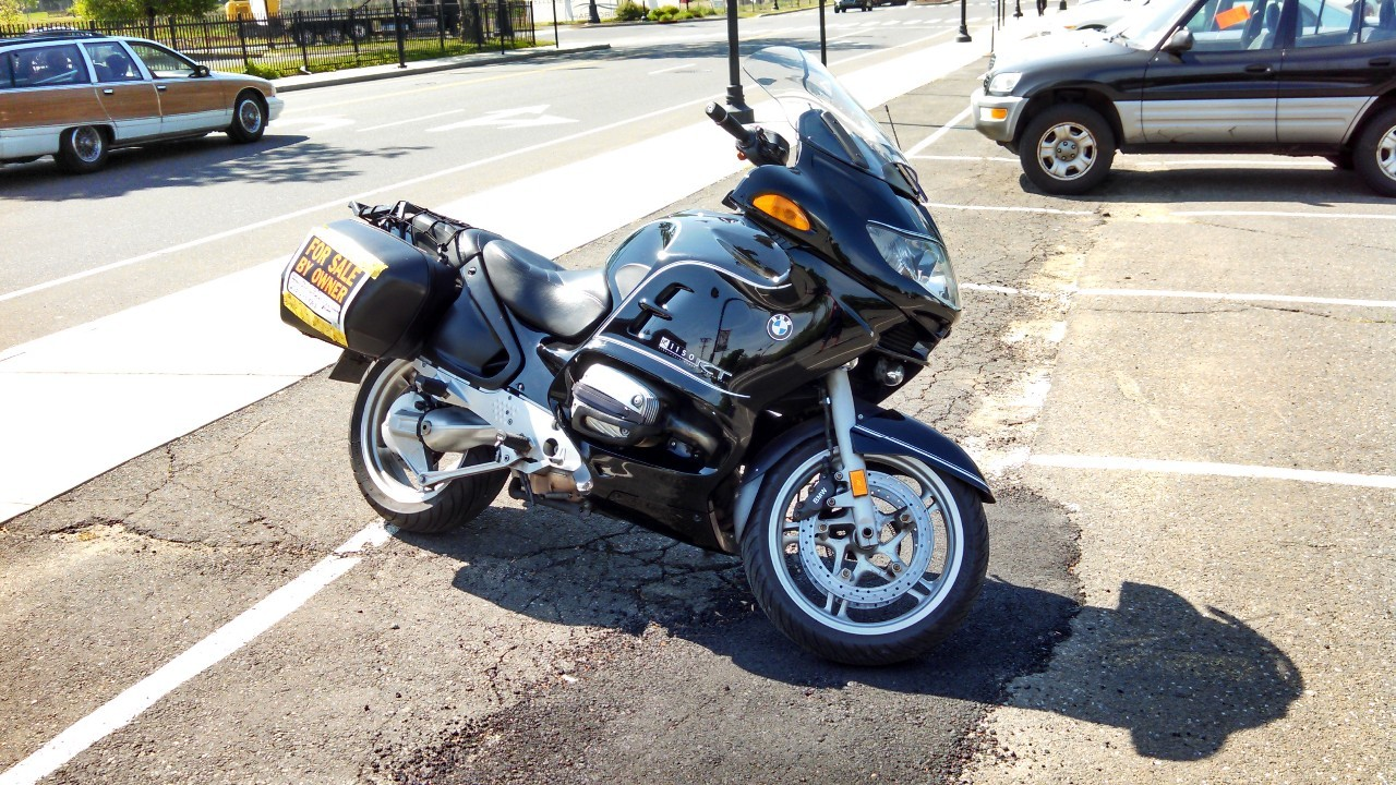 2003 BMW R 1150 RT, motorcycle listing