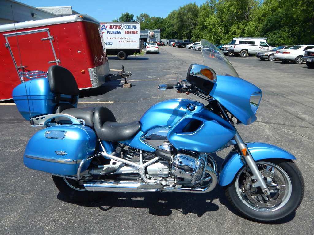 2003 BMW R 1200 CL, motorcycle listing
