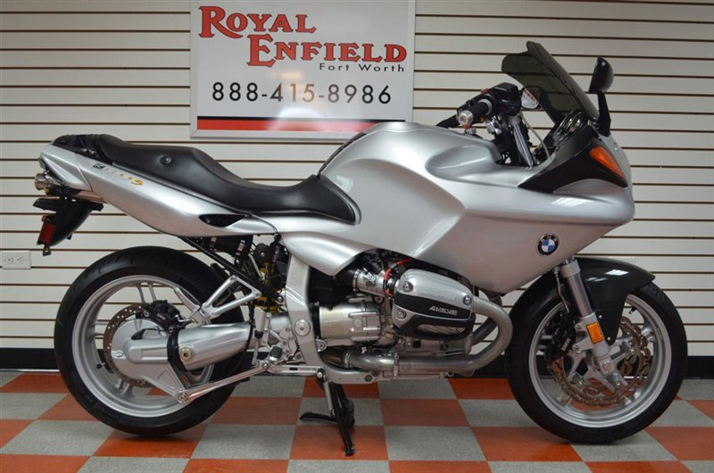 2003 BMW R1100S, motorcycle listing