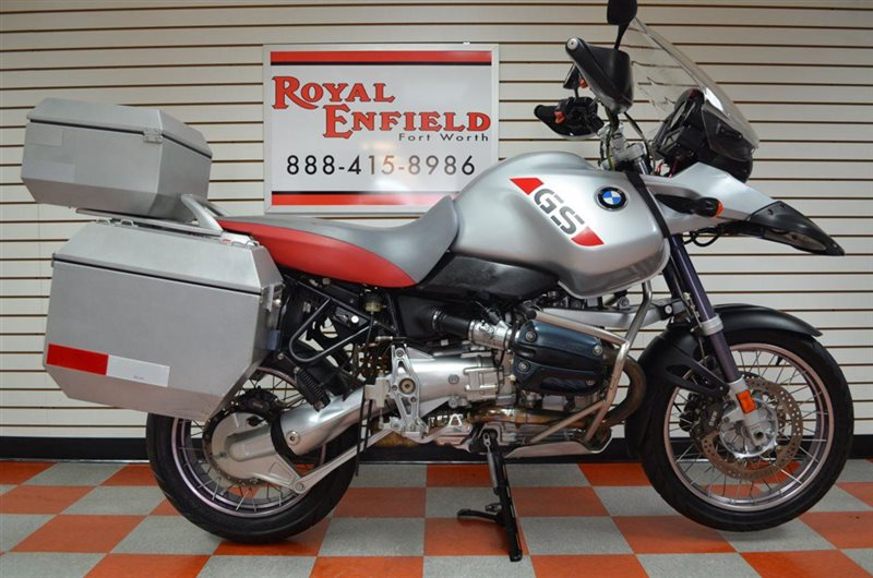 2003 BMW R1150GS ADV, motorcycle listing