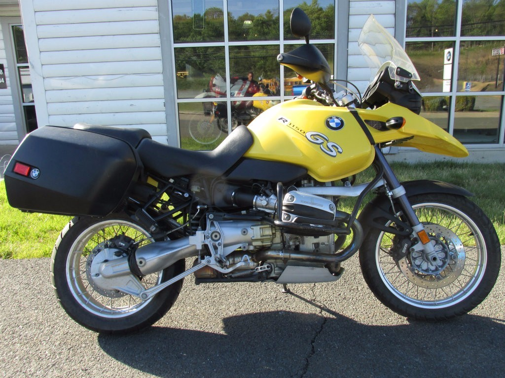 2003 BMW R1150GS, motorcycle listing