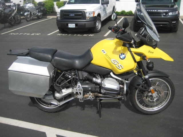 2003 BMW R1150GS SPORT, motorcycle listing