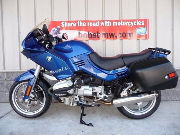 2003 BMW R1150RS, motorcycle listing