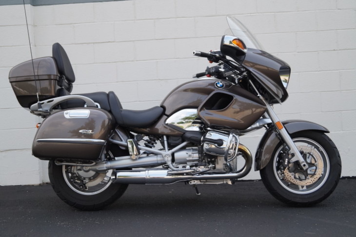 2003 BMW R1200CL, motorcycle listing