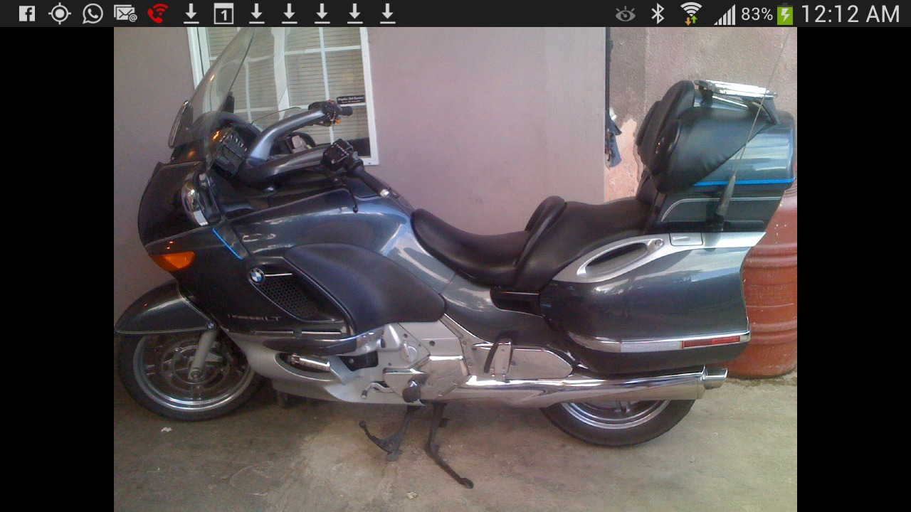 2004 BMW K 1200 LTC, motorcycle listing