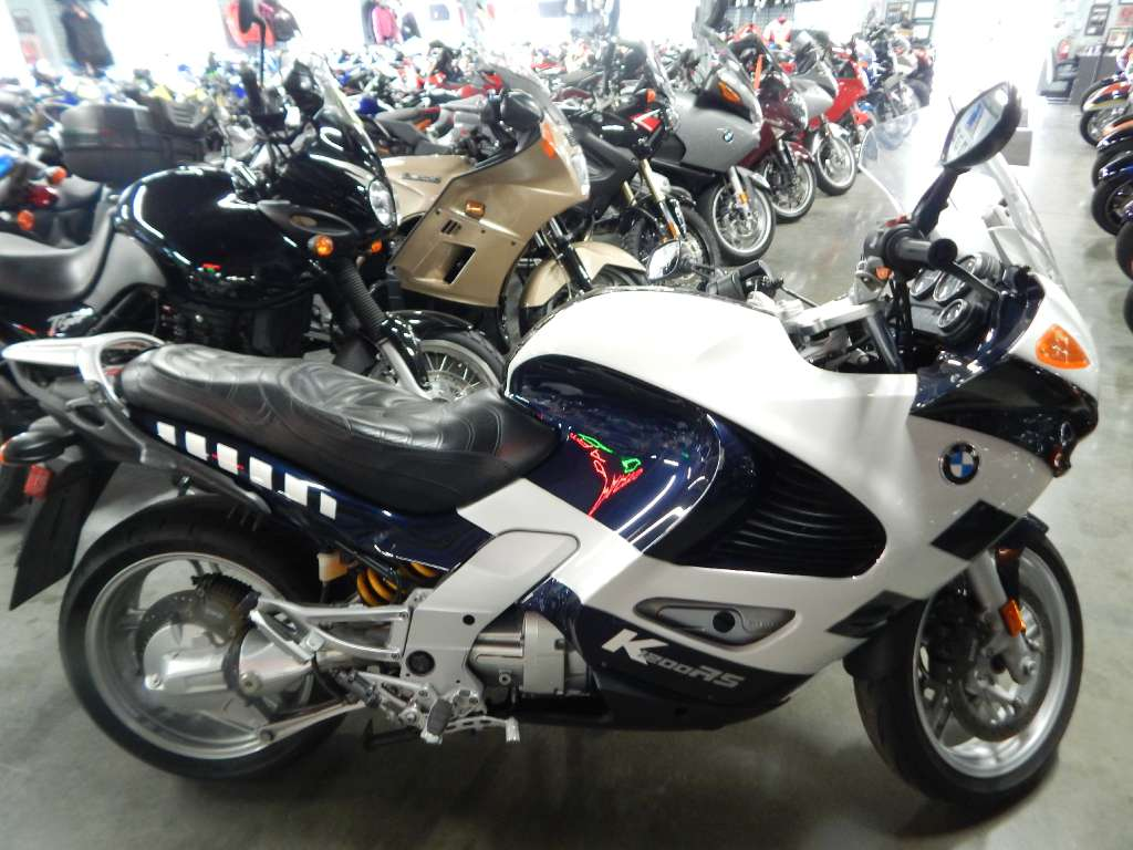 2004 BMW K 1200 RS (ABS), motorcycle listing