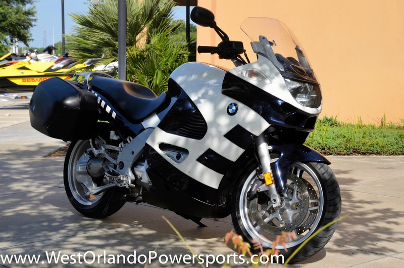 2004 BMW K 1200 RS, motorcycle listing