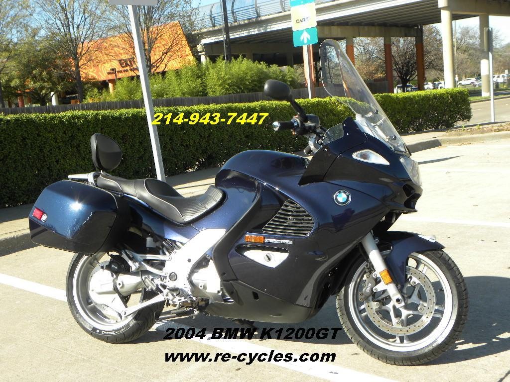 2004 BMW K1200GT, motorcycle listing
