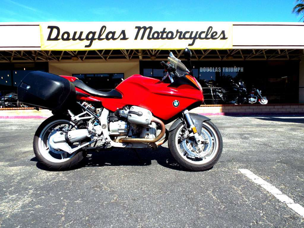 2004 BMW R 1100 S (ABS), motorcycle listing