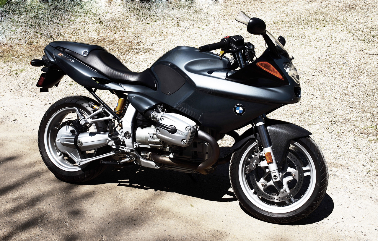 2004 BMW R 1100 S, motorcycle listing