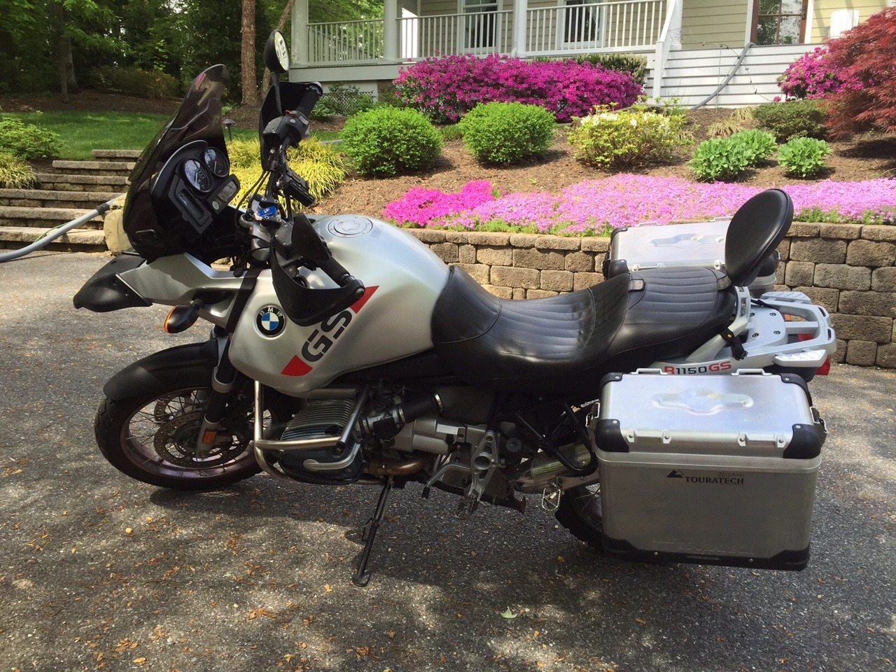 2004 BMW R 1150 GS ADVENTURE, motorcycle listing