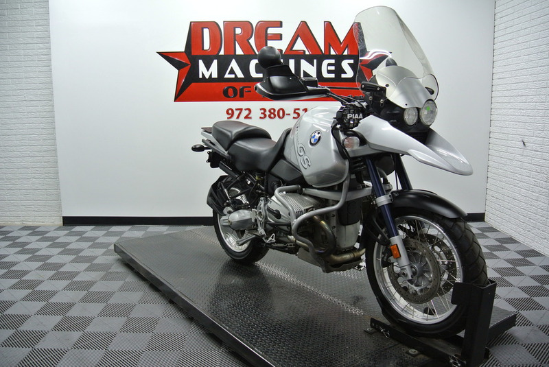 2004 BMW R 1150 GS, motorcycle listing