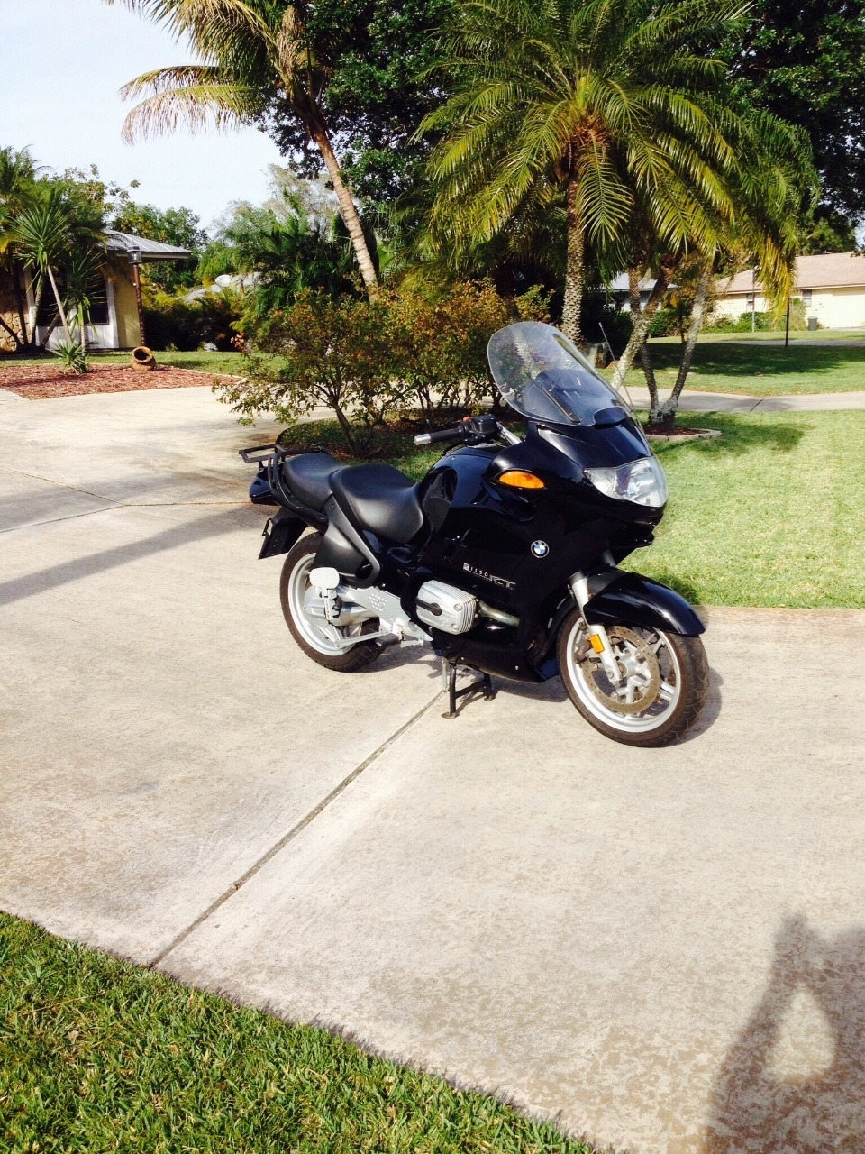 2004 BMW R 1150 RT, motorcycle listing