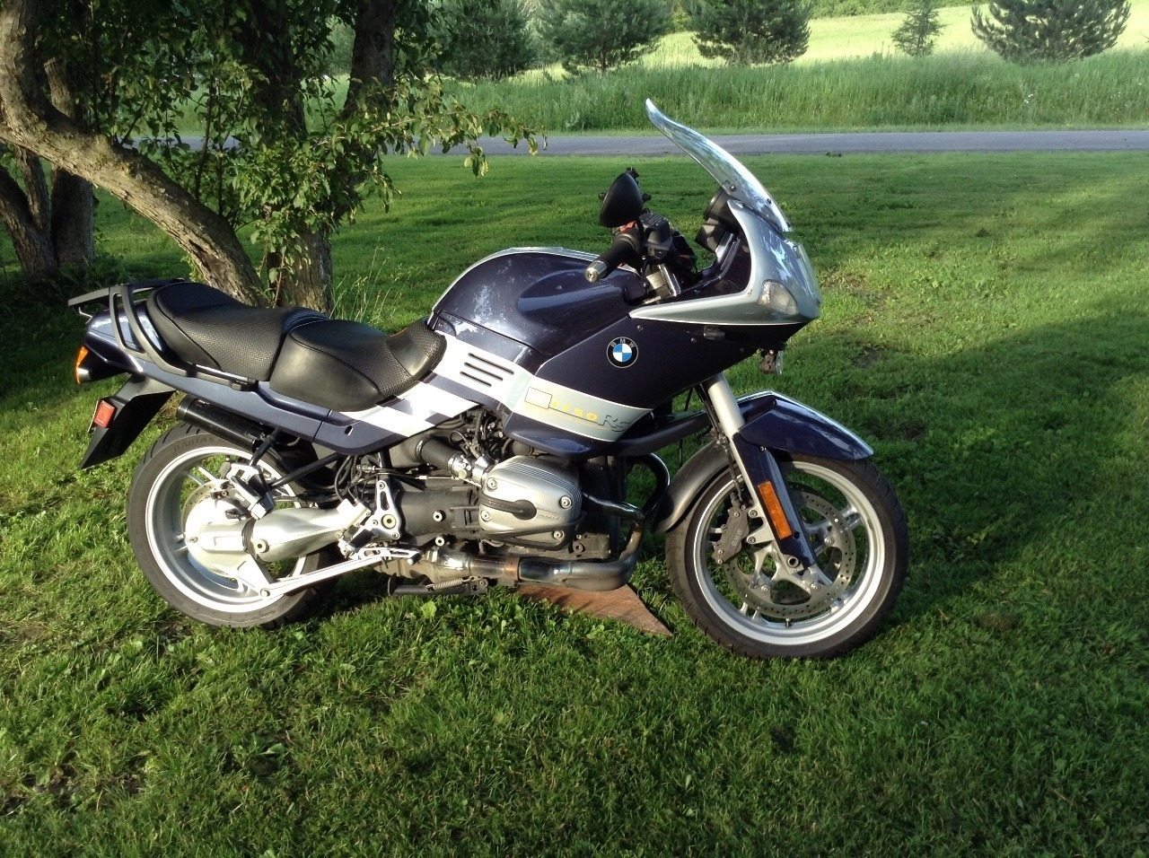 2004 BMW R 1150 , motorcycle listing