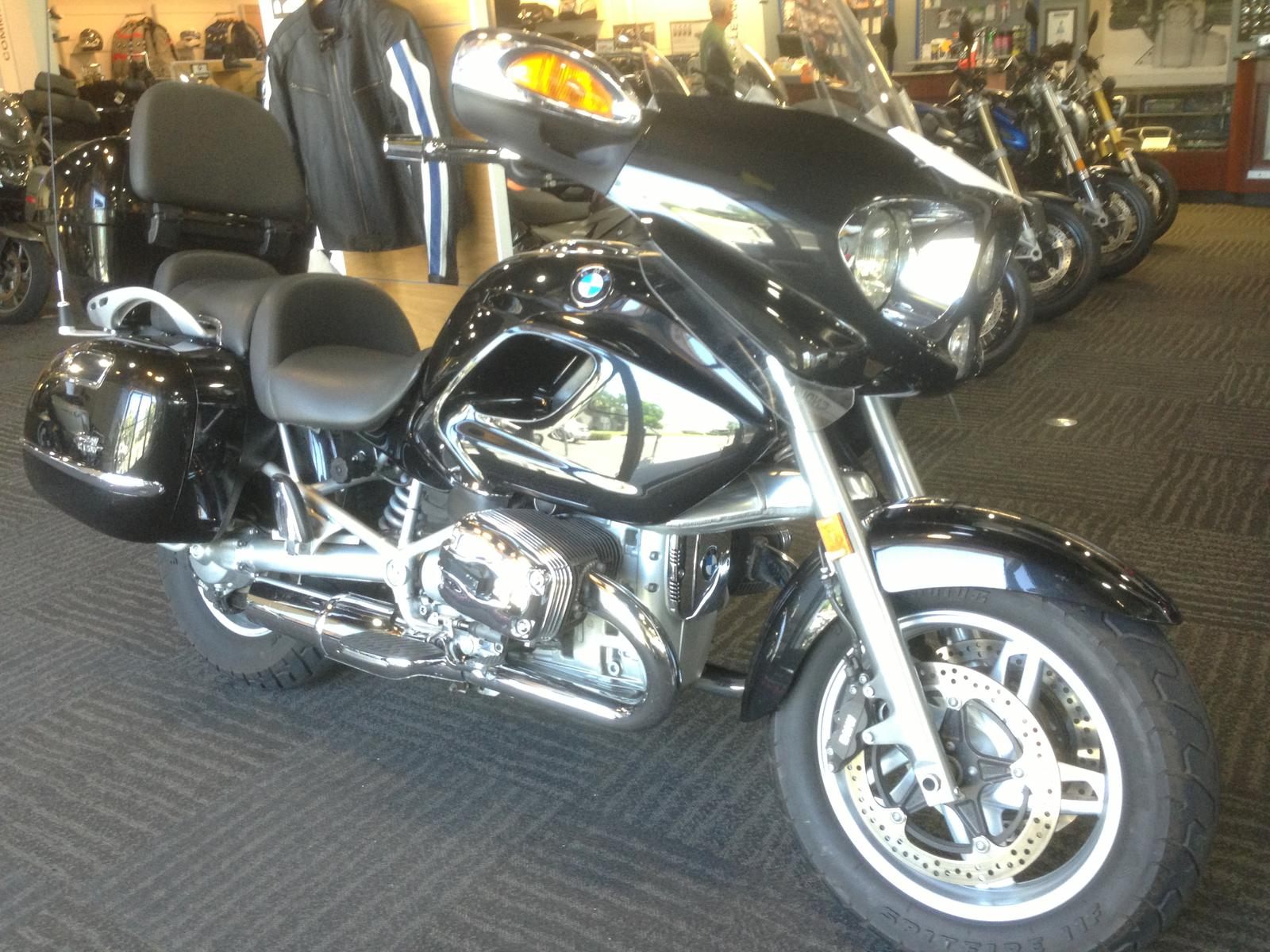 2004 BMW R 1200 CL, motorcycle listing