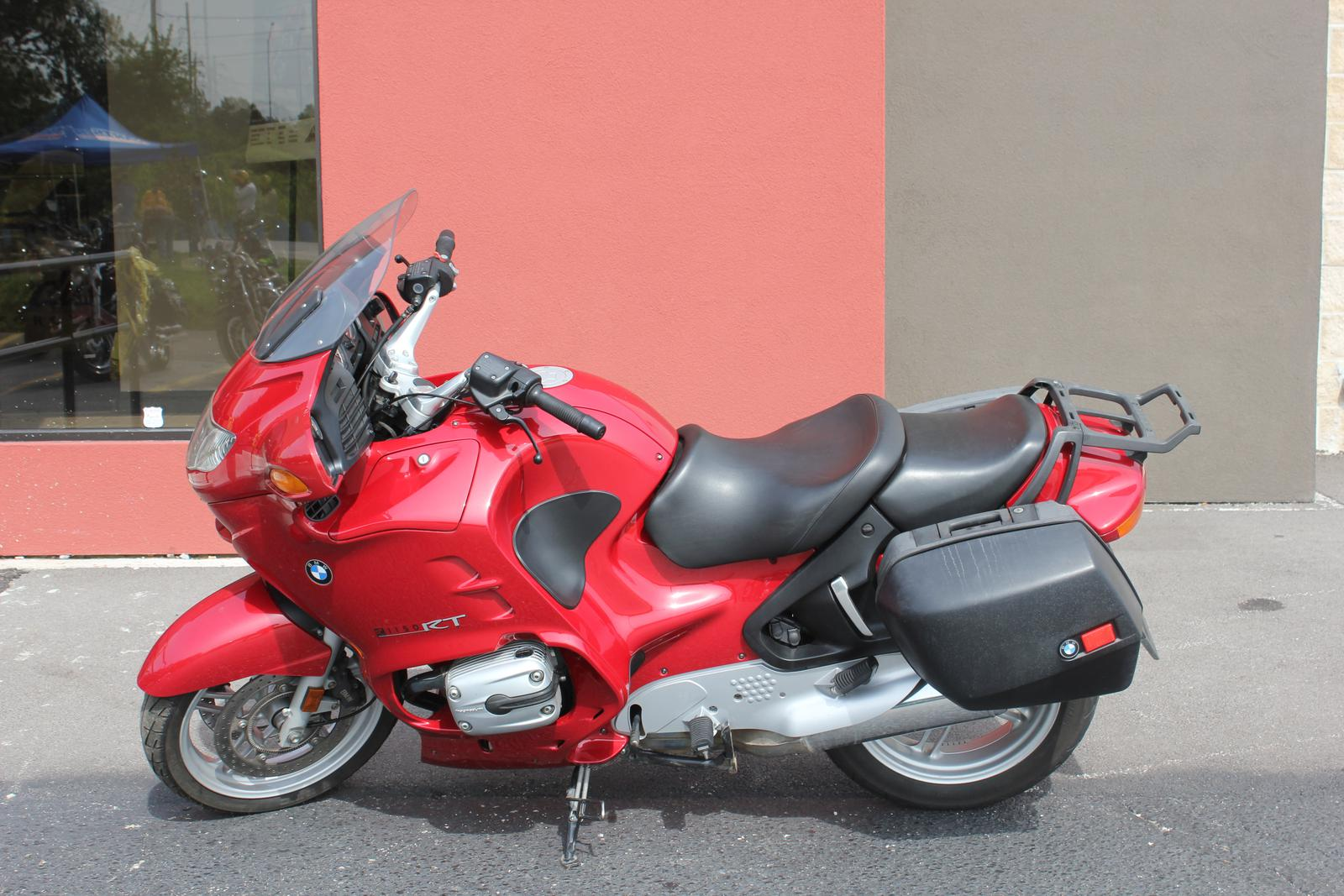 2004 BMW R1100RT Ref#E92969, motorcycle listing