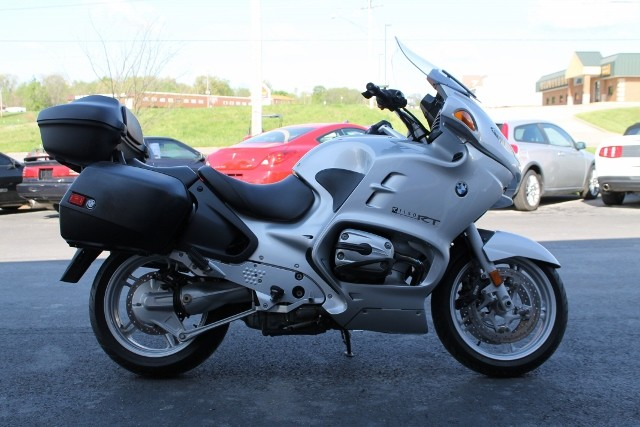 2004 BMW R1150 RT, motorcycle listing