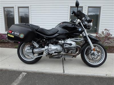 2004 BMW R1150RABS, motorcycle listing
