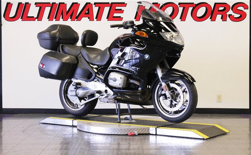 2004 BMW R1150RT, motorcycle listing