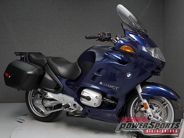 2004 BMW R1150RT W/ABS, motorcycle listing