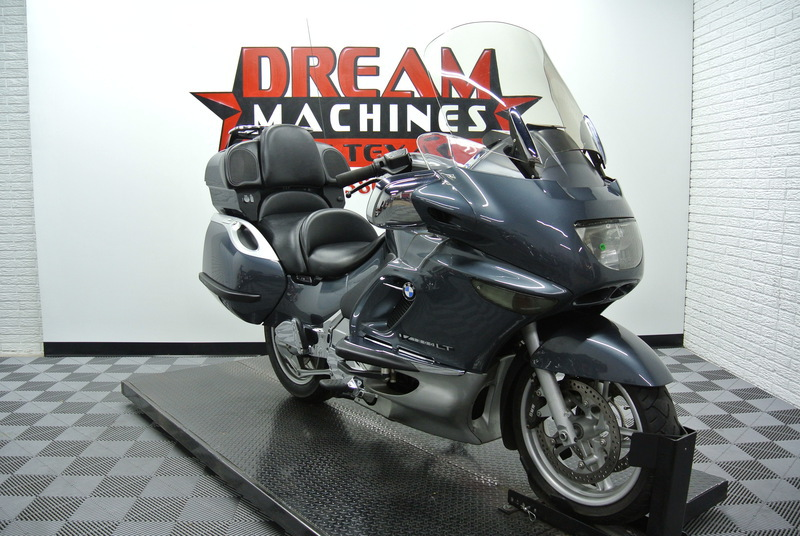 2004 BMW k 1200 LT *Manager's Special*, motorcycle listing
