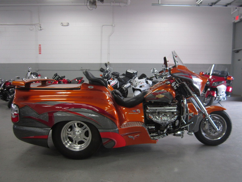 See more photos for this Boss Hoss SIERRA, 2004 motorcycle listing