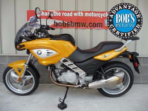2005 BMW F650CS, motorcycle listing