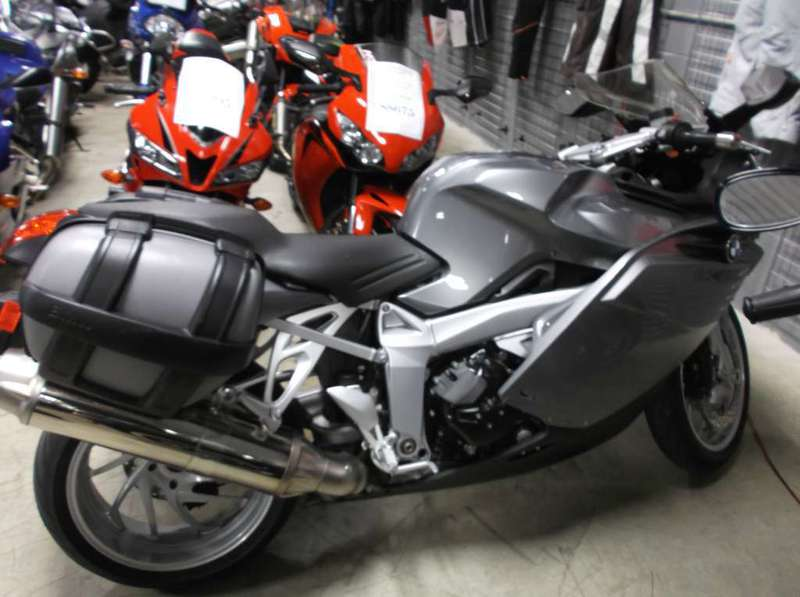 2005 BMW K 1200 S, motorcycle listing