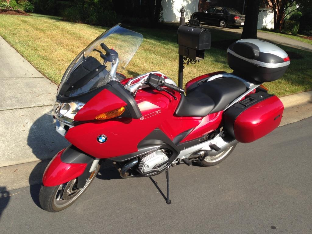 2005 BMW R 1200 RT, motorcycle listing