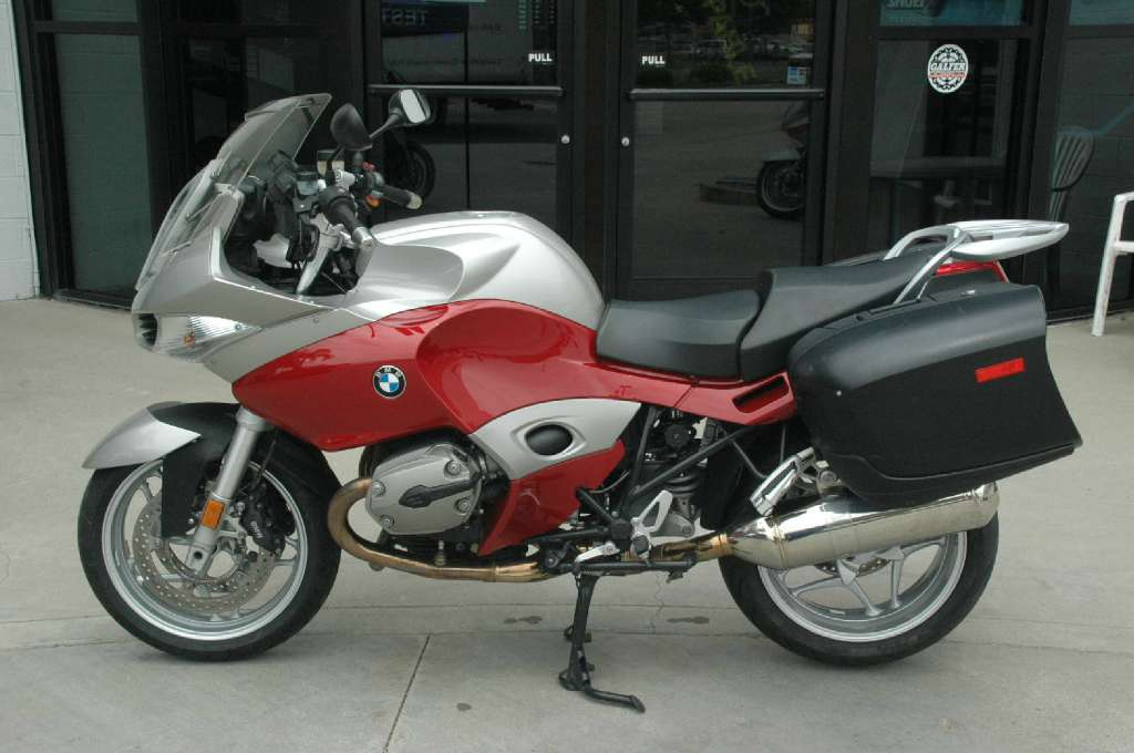 2005 BMW R 1200 ST, motorcycle listing